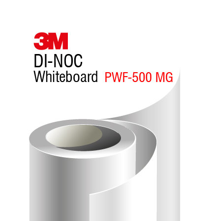 3M Projection Screen Whiteboard Film PWF-500MG – folie tabla magnetica