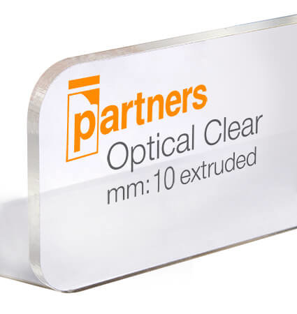 Acrylic 10mm Plazcryl