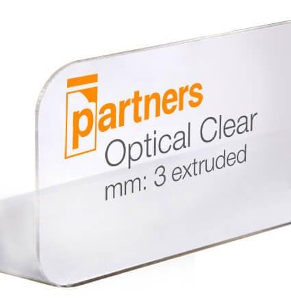 Clear acrylic 3mm Plazcryl