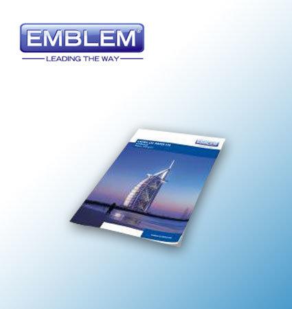 EMBLEM Latex UV Paper Satin 250 - хартия за широкоформатен печат