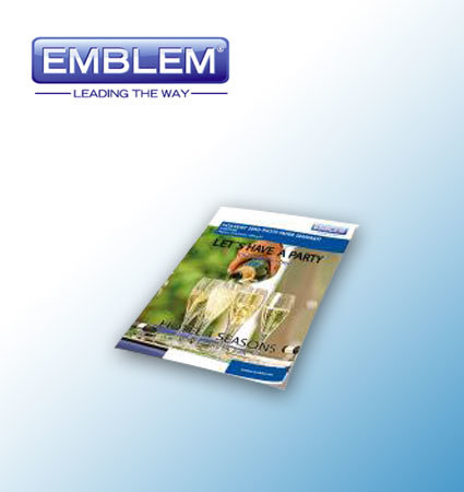 EMBLEM Solvent Semi-Photo Paper Semi matt - бързосъхнеща фотохартия