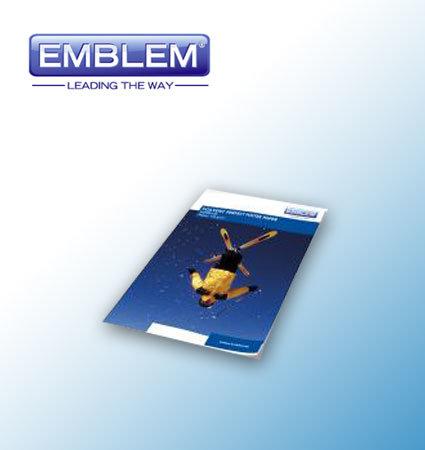 Хартия за дигитален печат EMBLEM Solvent Perfect Poster 150