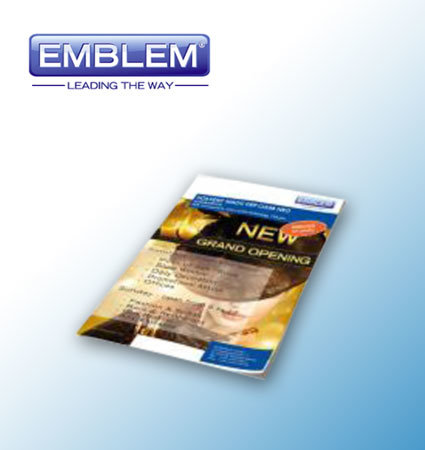 ЕMBLEM Magic Grip Clear Neo SOMAGRICLN