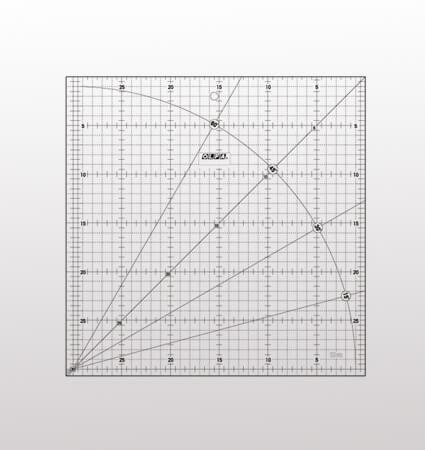 OLFA MQR 30 30 Ruler - линия