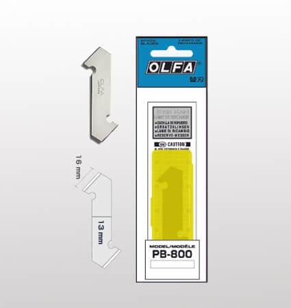 OLFA PB 800 blades - резци за плексиглас