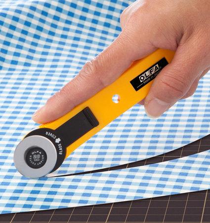 OLFA RTY 1 G rotary knife - ротационен нож за плат