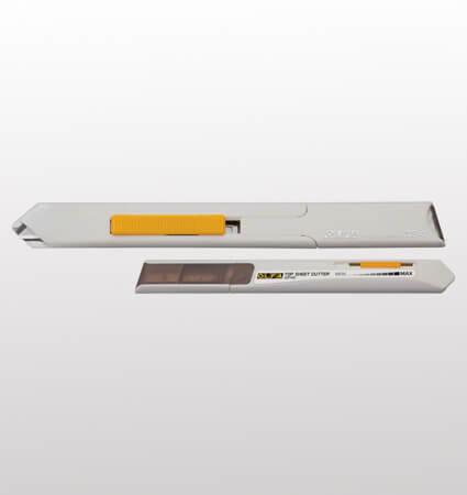 OLFA TS-1 snap-off blade knife - неръждаем макетен нож