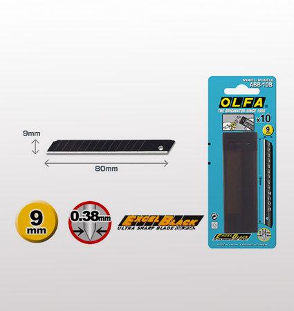 OLFA ABB 10B snap-off blades