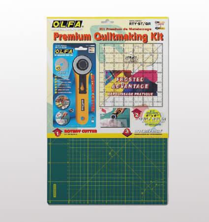 OLFA RTY ST QR Pack - комплект за рязане от 3 части