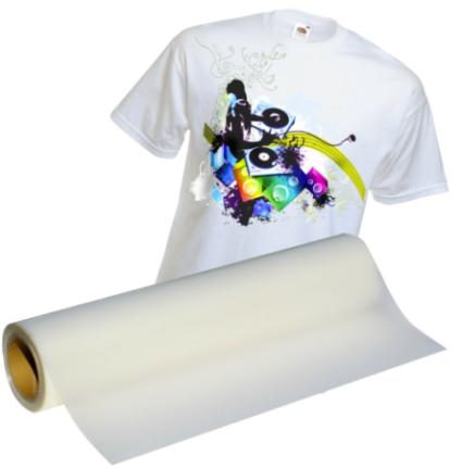 PromaPrint - прозрачно фолио за солвентен печат