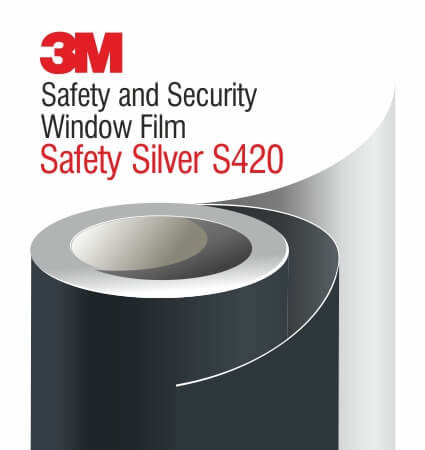 3M Safety and Security Silver S420