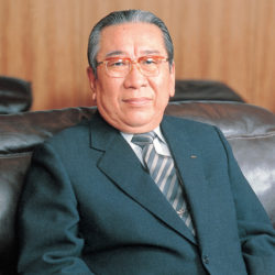 Yoshio Okada - founder of OLFA