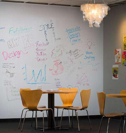 3M whiteboard WH-111 - архиктектурно фолио за стени