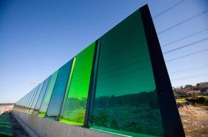 Plexiglas Wall from Plazit Polygal Plazit Polygal manufacturer material
