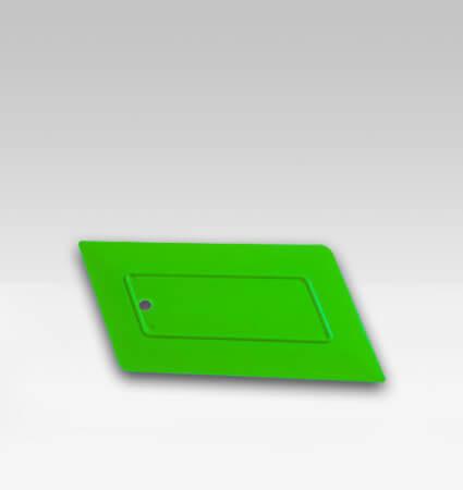 GT113 Green Diamond Tip мека шпатула за фолио