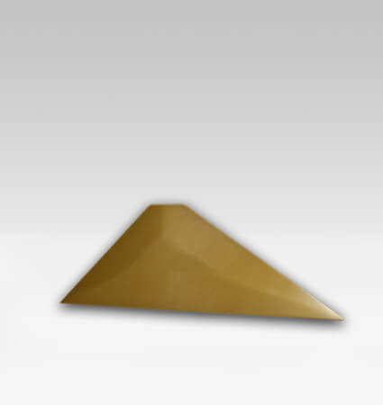 EZ Reach Ultra Gold GT200GLD златна тефлонова шпакла за фолио