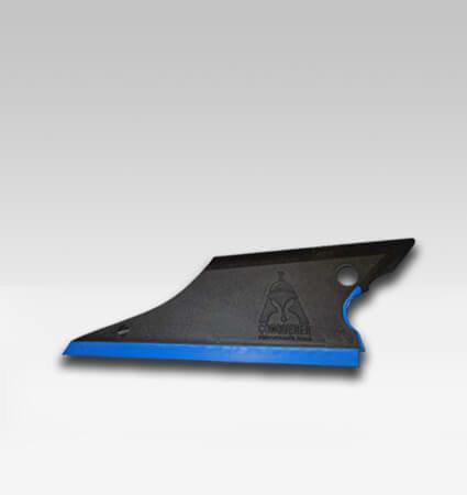 GT202B Blue Conquerer - мека и твърда шпатула в една