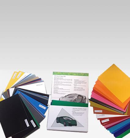 Цветове фолио 3M Car Wrap Film 1080