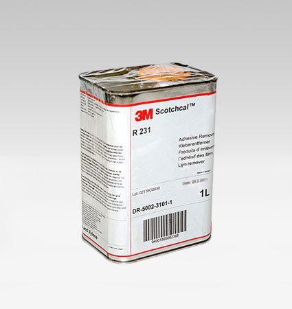 3M Adhesive Remover - течност за премахване на лепило