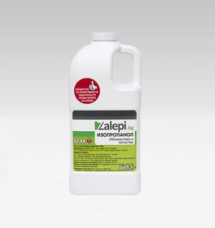 Изопропанол - течност за почистване на повърхности