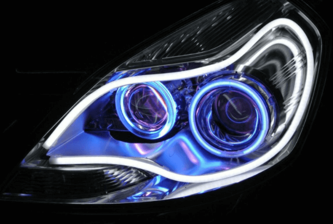 LED lighting in the Automobile industry