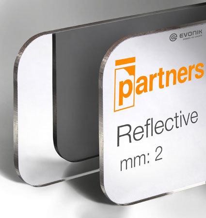 Огледален плексиглас 2мм
