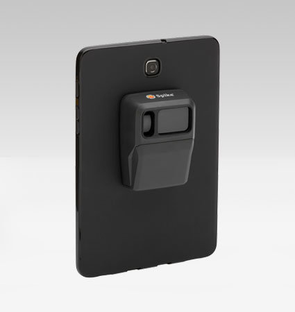 Spike за табелети, монтиран на Samsung Galaxy Tab