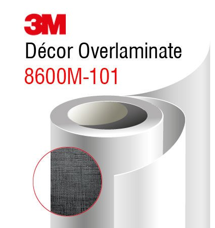 3M Decor Overlaminate 8600M-101 Classic Linen - класически лен