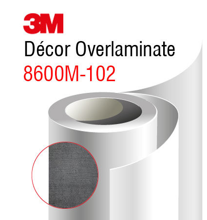 3M Decor Overlaminate 8600M-102 Knit - плетеница