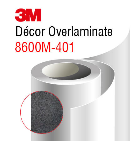 3M Decor Overlaminate 8600M-401