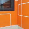 Фолио 3M IJ180mc-10 Print Wrap Film на стена в тоалетно помещение