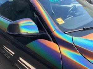 Облепяне на автомобил с фолио 3М 1080