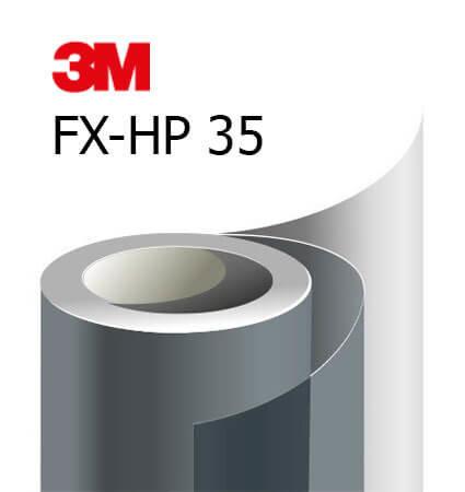 3M FX-HP 35 Automotive Window Film - висок клас фолио за затъмняване на авто стъкла, светло