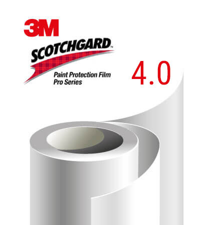 Защитно фолио за автомобили 3M Scotchguard Paint protection Film Pro series 4