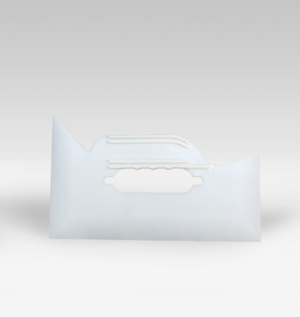 GT190 White 5 Way Trim Guide - апликатор за фолио
