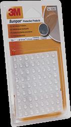 3M Bumpons SJ5302 силиконови крачета опаковка 72 броя