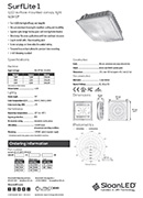 DataSheet-SloanLED-SurfLite1-LED-Lamp