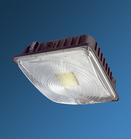 SloanLED-SurfLite1 LED ампа за тавани и автомивки