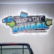 3M Тренировъчен център The Wrap and Tint School