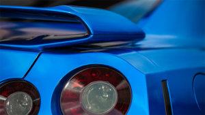 3M 1080-G337 Gloss Blue Fire - гланц фолио за тунинг на автомобили