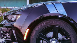 3M 1080-GC451 Gloss Silver Chrome - огледално фолио за тунинг на автомобили