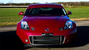3M 1080-GP253 Gloss Cinder Spark Red - гланц фолио за тунинг на автомобили