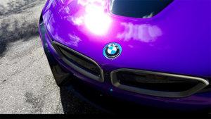 3M 1080-GP258 Gloss Plum Explosion
