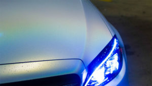 3M 1080-SP280 Satin Flip Ghost Pearl - хамелеон фолио за тунинг на автомобили