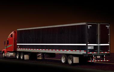 3M™ Diamond Grade™ Conspicuity Markings 983 - светлоотразителни ленти за камиони
