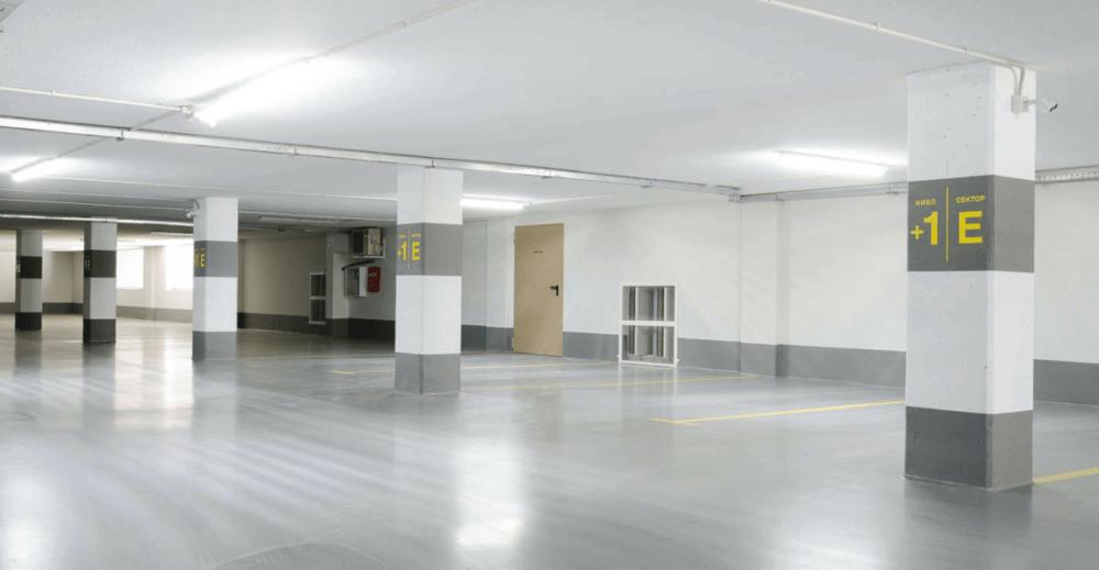 Закритият паркинг на Комплекс С.И.Л.А. с нов брандинг