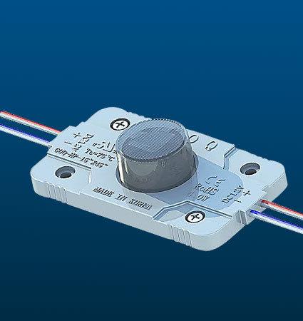 G.O.Q. LED High Power - модули за странично осветяване
