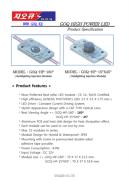 G.O.Q. LED HP - PDF Datasheet