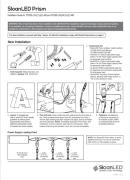SloanLED Prism Nano install guide