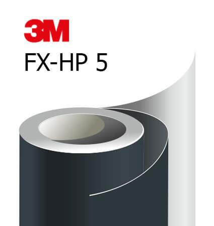 3M FX-HP 5 Automotive Window Film - висок клас фолио за затъмняване на авто стъкла, много тъмно